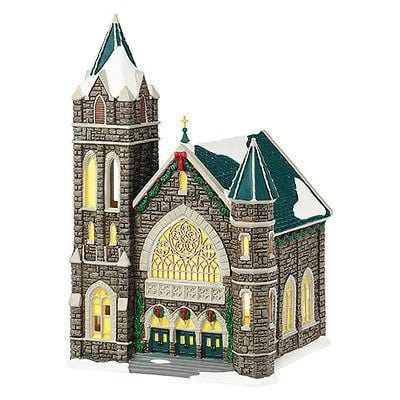 Dept 56 CIC 2015 Church Of The Advent #4044792 NIB FREE SHIPPING 48 STATES