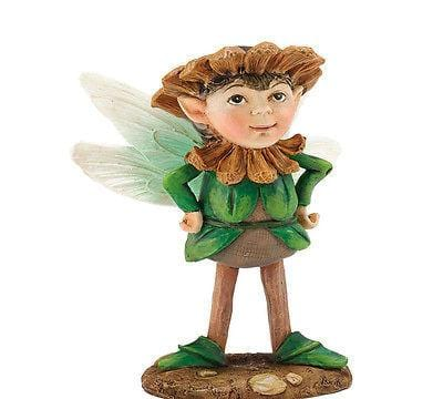 Dept 56 Garden 2014 Bertram Fairy Figure #4039866 NEW FREE SHIPPING 48 STATES