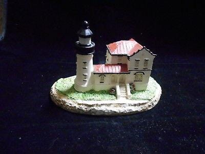 Harbour Lights Lighthouse Admiralty Head, WA #101 FREE SHIP 48 STATES CLEARANCE