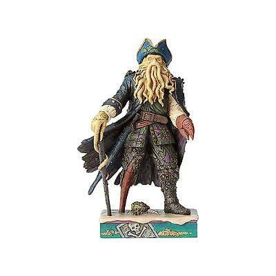 Jim Shore Disney Traditions 2016 Davy Jones #4056759     FREE SHIPPING 48 STATES
