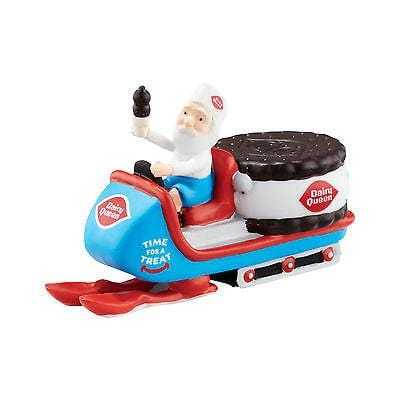 Dept 56 North Pole 2016 Dairy Queen Delivers #4054971     FREE SHIPPING 48 STATE
