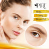 LA PURE Luxury 24k Gold Eye Masks with Hyaluronic Acid