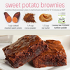 Low FODMAP Sweet Potato Brownies (Grain, Dairy, Egg Free)