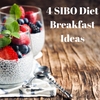 4 SIBO Diet Breakfast Ideas