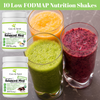 10 Delicious Vegan Low FODMAP Nutrition Shake Recipes for Breakfast