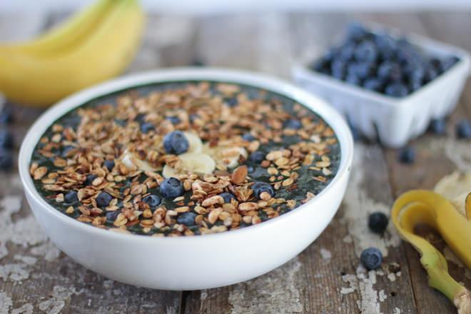 Low FODMAP Blueberry Banana Tuscan Herb Muesli Recipe