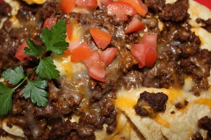 Low FODMAP NACHOS Recipe