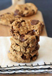 Low FODMAP Oatmeal Chia Breakfast Cookies Recipe