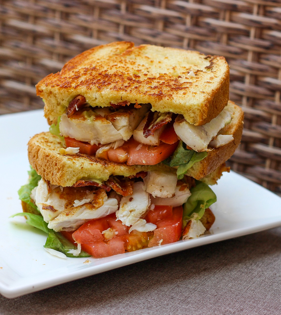 Low FODMAP Grilled Blt Sandwich Recipe