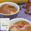 Low FODMAP Protein Nut Butter Ice Cream (Video)