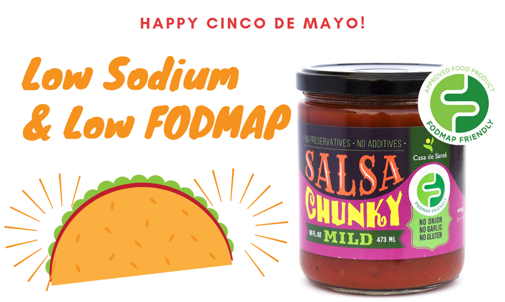 Cinco de Mayo on the Low FODMAP Diet!