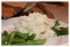 Low FODMAP Herb Mashed Potatoes Recipe