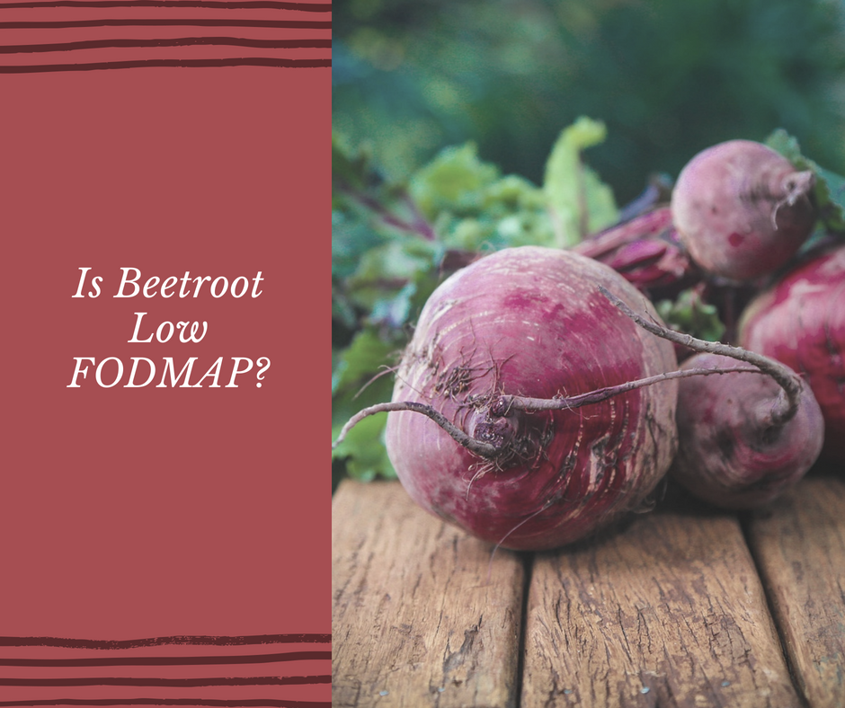 Is Beetroot Low FOMDAP?