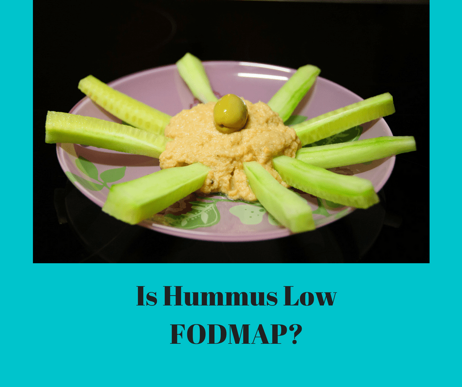 Is Hummus Low FODMAP?