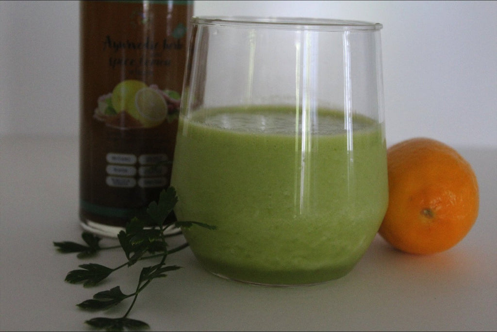Low FODMAP Green Smoothie Recipe