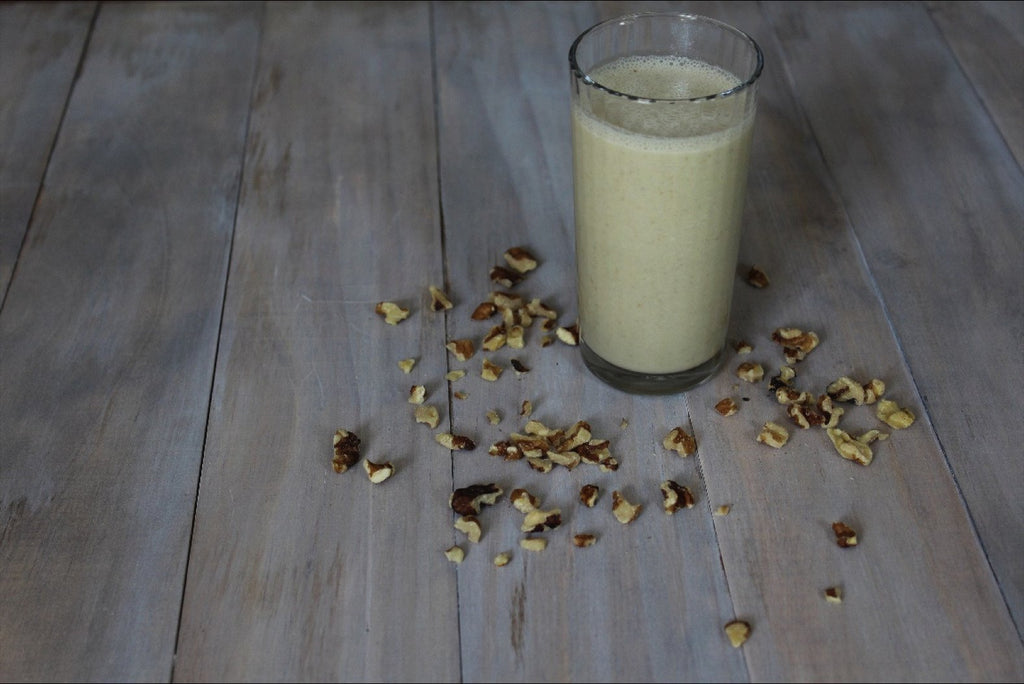 Low FODMAP Banana Walnut Recipe