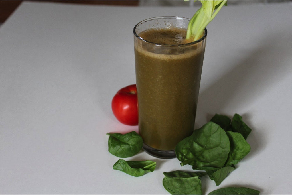 Low FODMAP V-8 Smoothie Recipe