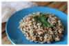 Low FODMAP Lemon Herb Quinoa Recipe