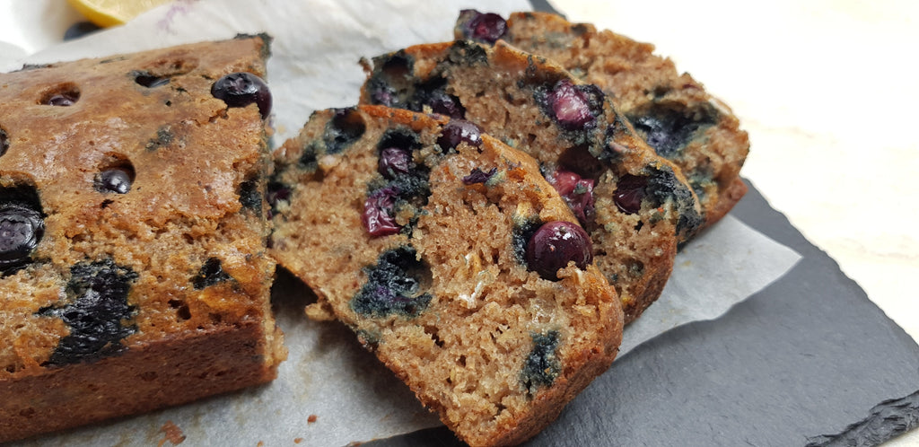 Low FODMAP Blueberry Baked Buckwheat Recipe
