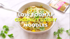 Low FODMAP Coconut Curry Chicken with Zoodles