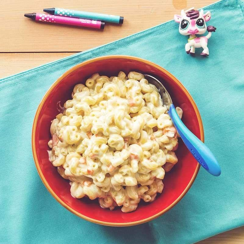 Low FODMAP Kids' Recipe: Low FODMAP Creamy Mac and Cheese Recipe