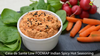 Low FODMAP Walnut & Red Pepper Dip (Muhammara) Recipe (Video)