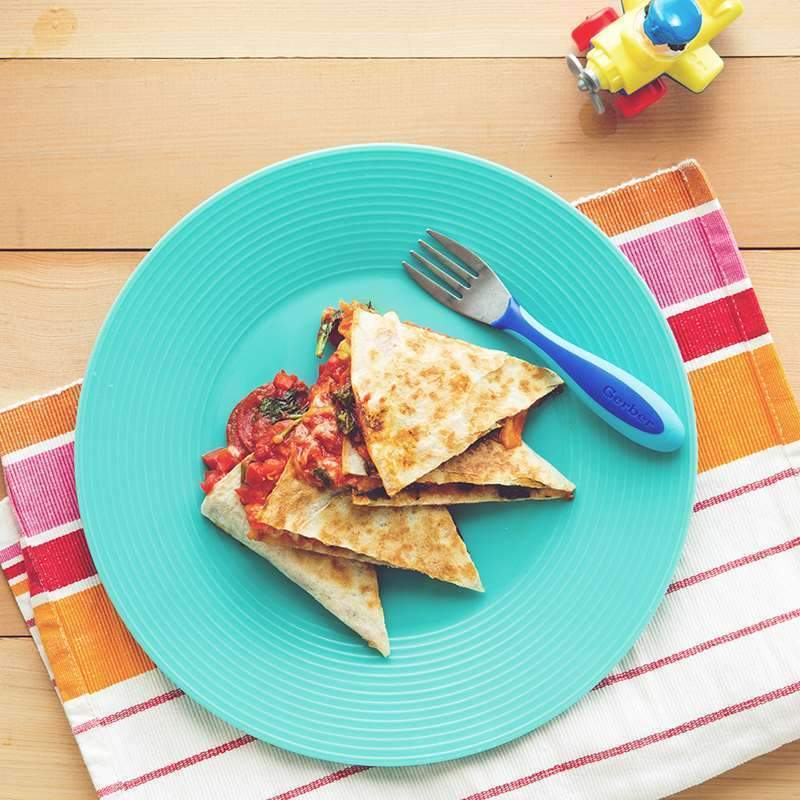 Low FODMAP Kids' Recipe: Pizzadillas Recipe