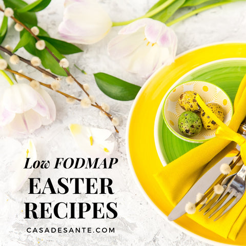 Low FODMAP Easter Recipes