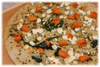 Low FODMAP Roasted Vegetable Pizza Recipe