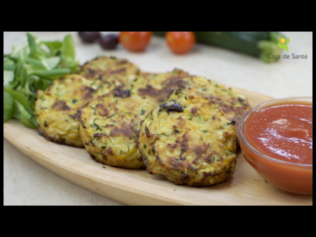 Low FODMAP Vegetarian Burgers with Salsa Recipe (Video)