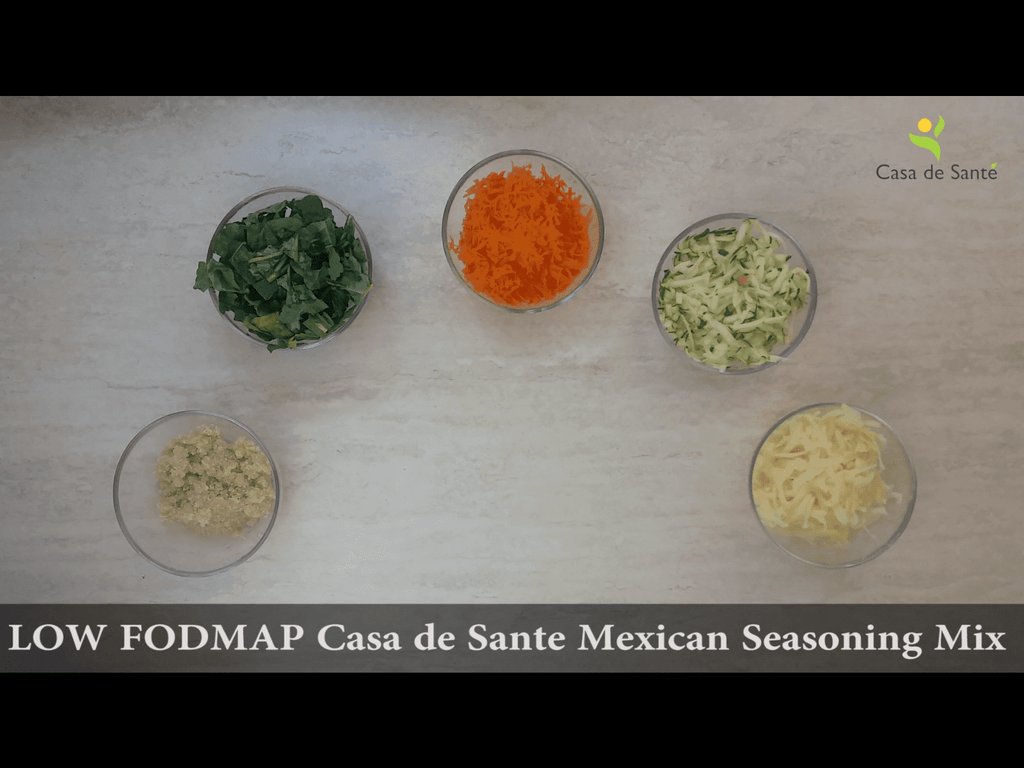 Low FODMAP Vegetarian Casserole Recipe (Video)