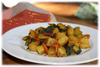Low FODMAP Spicy Chard, Potatoes, and Carrots Recipe