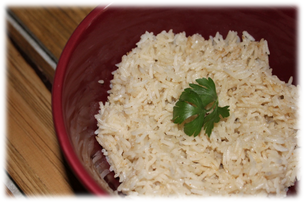 Low FODMAP Spicy Coconut Rice Recipe