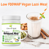 Low FODMAP Vegan Lassi Meal (Video)