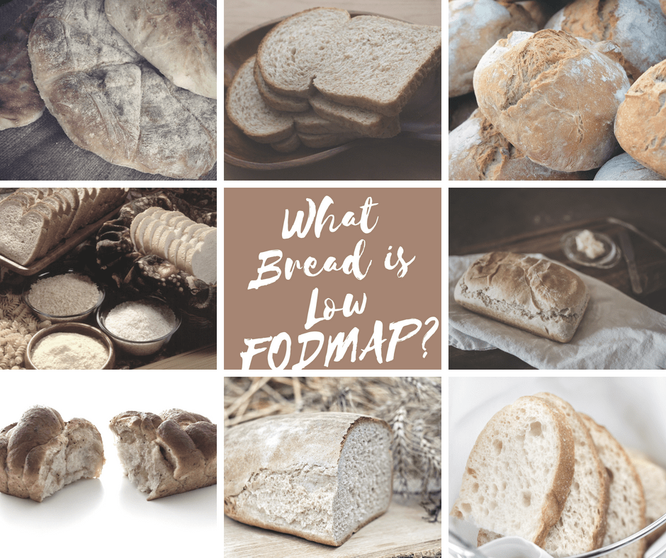 What Bread Is Low FODMAP?