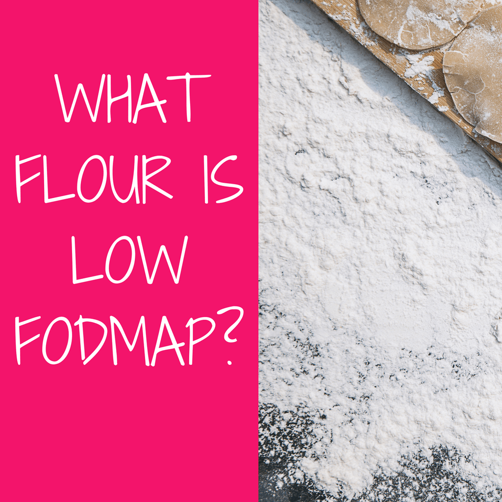 What Flour Is Low FODMAP?