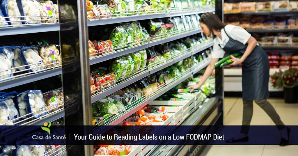 Your Guide to Reading Labels on a Low FODMAP Diet