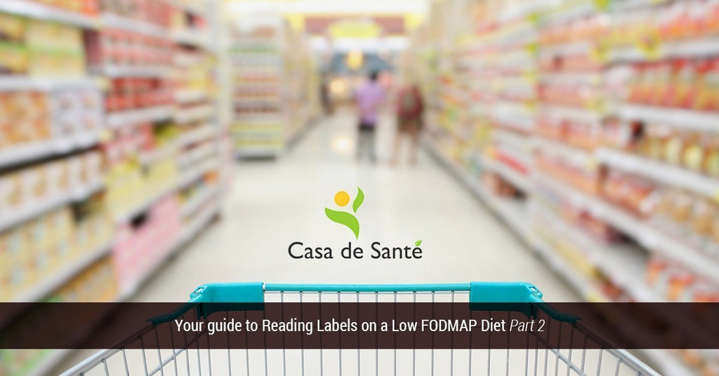 Your Guide to Reading Labels on a Low FODMAP Diet Part 2