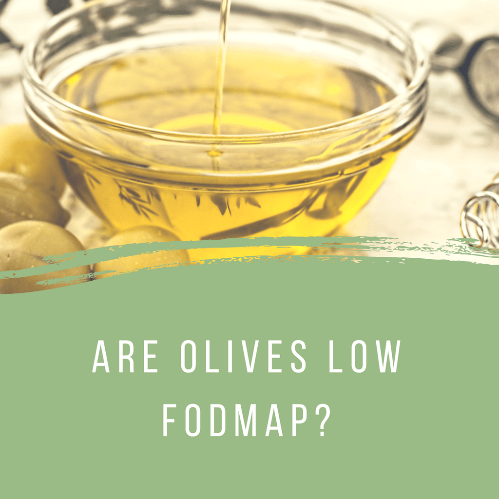 Are Olives Low FODMAP?