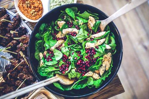 Is spinach low FODMAP?