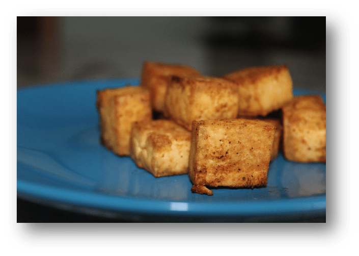 Low FODMAP Spicy Indian Tofu Recipe