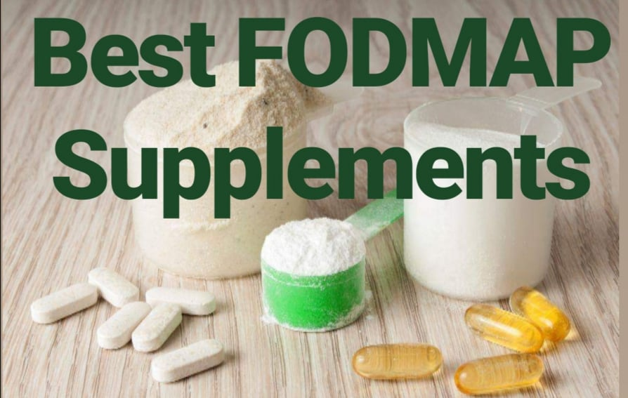Best low FODMAP supplements