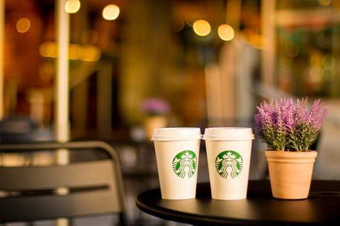 Starbucks® Low FODMAP Options