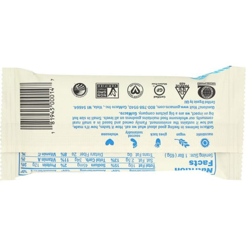 GOMACRO Low FODMAP Protein Bar: Protein Replenishment Peanut Butter, 2.3 oz