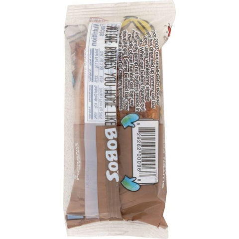 BOBOS Low FODMAP Protein BARS: OAT BARS STUFF'D CHOCOLATE ALMOND BUTTER FILLED (2.500 OZ)