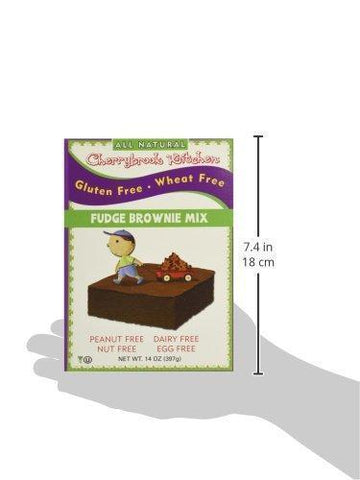 Cherrybrook Kitchen Fudge Brownie Mix, 14oz - Gluten Free, Wheat Free-casa de sante