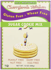 Cherrybrook Kitchen Sugar Cookie Mix, 13.1oz - Gluten Free, Wheat Free-casa de sante