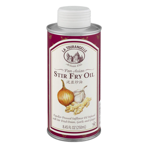 La Tourangelle, Pan Asian Stir Fry Oil, 8.45 fl oz (250 ml)-casa de sante