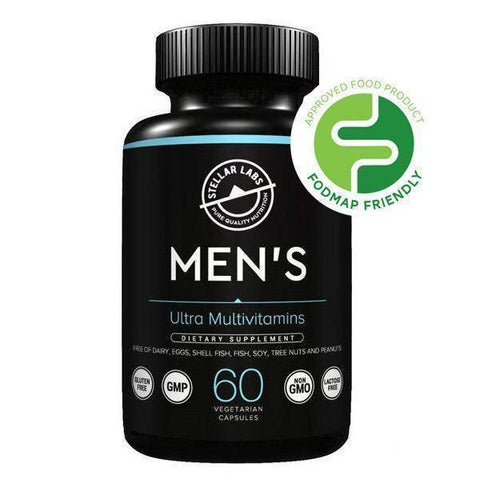 Low FODMAP Certified Men's Ultra Multivitamin-casa de sante