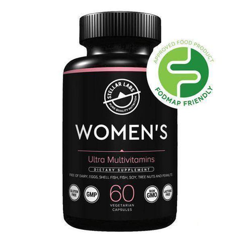 Low FODMAP Certified Women's Ultra Multivitamin-casa de sante